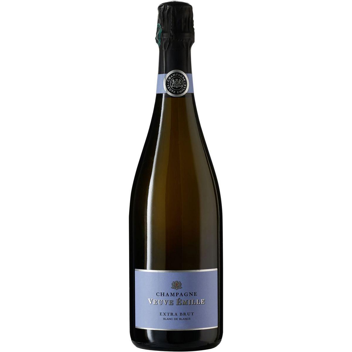 Veuve Emille Champagne cuvée extra brut