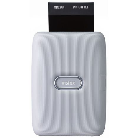 FUJIFILM Imprimante Photo Portable Instax mini Blanc