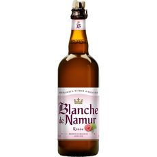 Bière rosée aromatisée framboise 3,2% 75cl