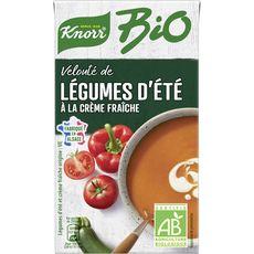 Knorr soupe légumes d'été bio 1l