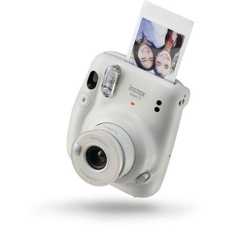FUJIFILM Appareil Photo Portable Instax Mini 11 Blanc