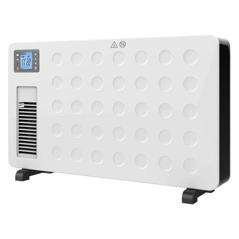 EVATRONIC Convecteur électrique 2318 - Blanc