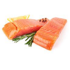 Auchan Pavé de saumon bio Norvège 2x125g