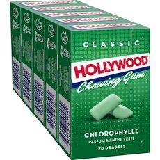 Hollywood dragées chloro 140g