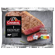 CHARAL Charal faux filet bœuf x1 - 200g