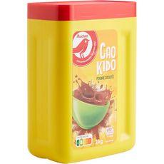 AUCHAN Chocolat en poudre Cao Kido 1kg