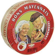 BONS MAYENNAIS Camembert 250g