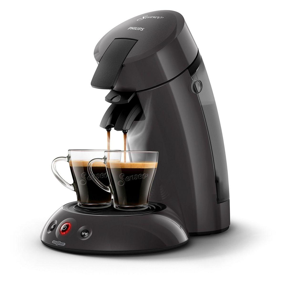 Cafetière à dosette Senseo HD6552/36 - Noir