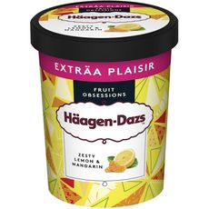 HAAGEN DAZS Häagen Dazs Pot de crème glacée au citron et jus de mandarine 400g 400g