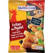 Maître Coq Maitre Coq Frites de poulet 1kg