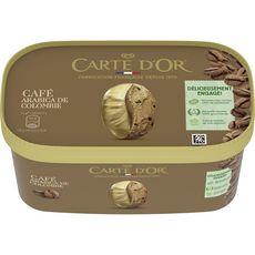 CARTE D'OR Crème glacée au café arabica de Colombie 481g