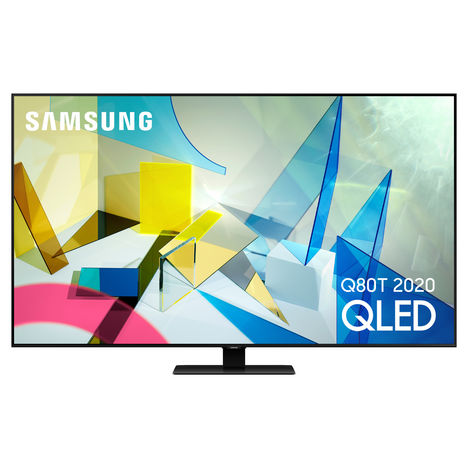 SAMSUNG QE65Q80T TV QLED 4K UHD 163 cm Smart TV