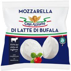 CASA AZZURA CASA AZZURRA Mozzarella di Bufala Campana AOP 125g 125g