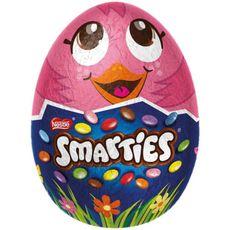 SMARTIES Nestlé Smarties oeuf géant au chocolat 200g