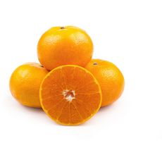 Oranges à déguster non traitées après récolte 4 pièces