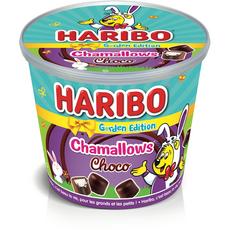 HARIBO Chamallows au chocolat 650g
