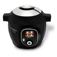 MOULINEX Multicuiseur intelligent COOKEO Connect Noir 200 recettes - CE857800
