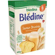 BLEDINA Blédina saveur brioché en poudre 400g dès 8mois