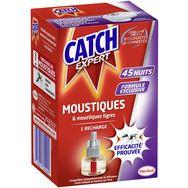 Catch Catch recharge électrique moustique tigre 45 nuits x1