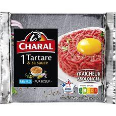 CHARAL Tartare 5% mg 250g