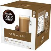 Nescafé Nescafé café au lait dolce gusto capsule x30 -300g