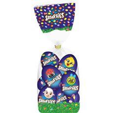 SMARTIES Smarties Sachet d'œufs en chocolat 140g 140g