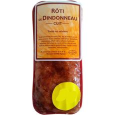 Rôti de dindonneau cuit 500g