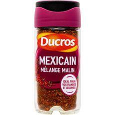 DUCROS Mélange d'épices mexicain 40g