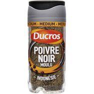 Ducros Ducros Poivre noir moulu n°8 classique 38g