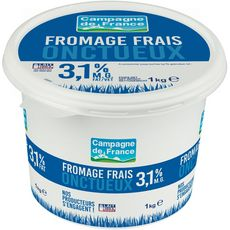 DISCOUNT Fromage blanc 20%MG 1kg