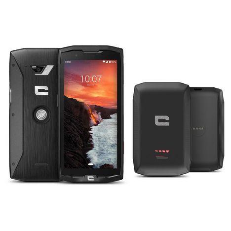 CROSSCALL Smartphone CORE-X4 - IP68 - Noir 32 Go 5.45 pouces 4G - Double NanoSim + X-Power2