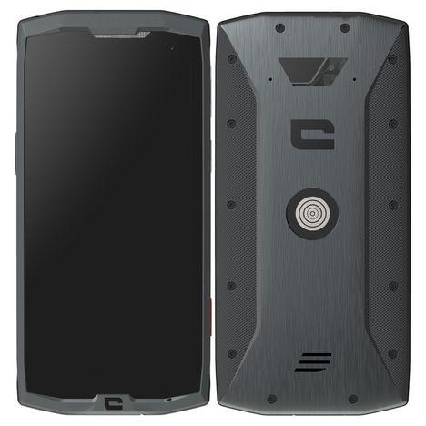 CROSSCALL Smartphone CORE-M4 GO - IP68 - Noir 8 Go 5 pouces 4G - Double NanoSim