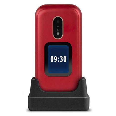 DORO Téléphone portable Doro 6060 - Rouge