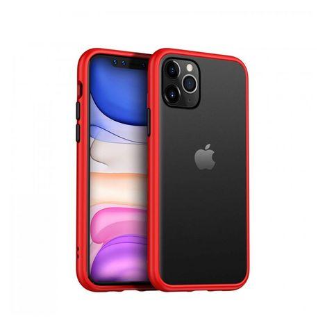MOXIE Coque de protection pour iPhone 11 Pro - Rouge