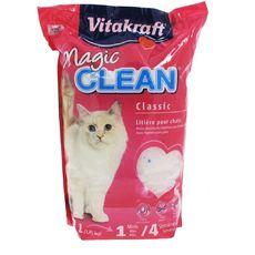 VITAKRAFT Vitafrakt Magic Clean Classic litière silice pour chat 4,2l 4,2l