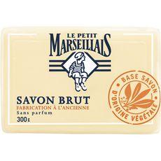 LE PETIT MARSEILLAIS Le Petit Marseillais Savon à l'ancienne sans parfum 300g 300g