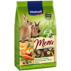 VITAKRAFT Menu aliments complet pour lapins nains 800g