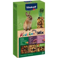 VITAKRAFT Kracker mix pour lapins nains 170g