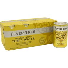 FEVER TREE Tonic water bouteilles 8x15cl