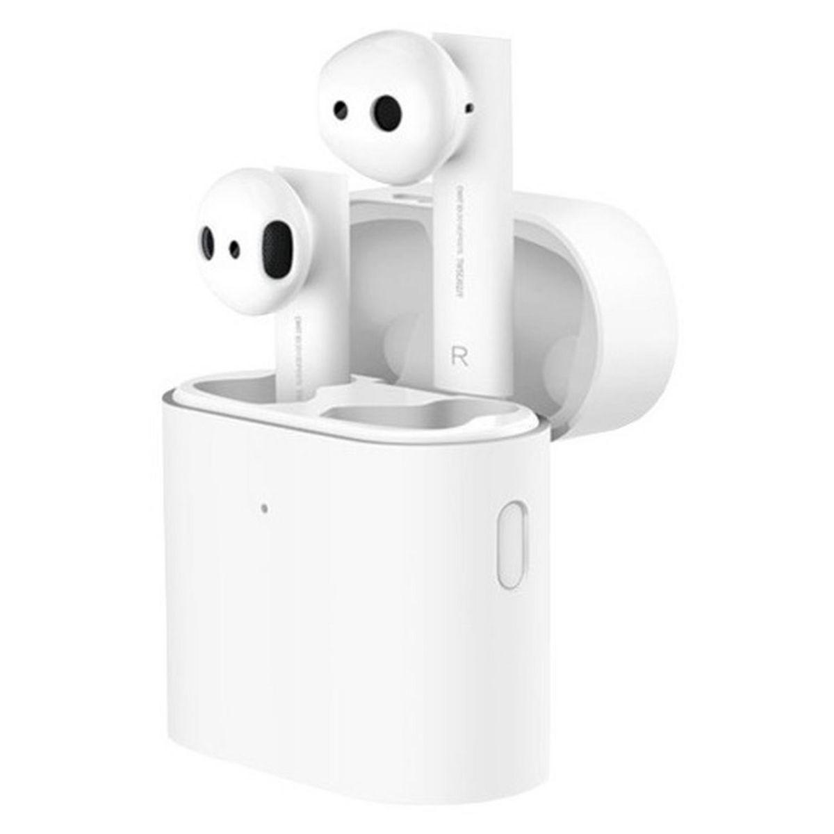 Écouteurs Bluetooth Mi True Wireless Earphones 2 avec étui de recharge - Blanc