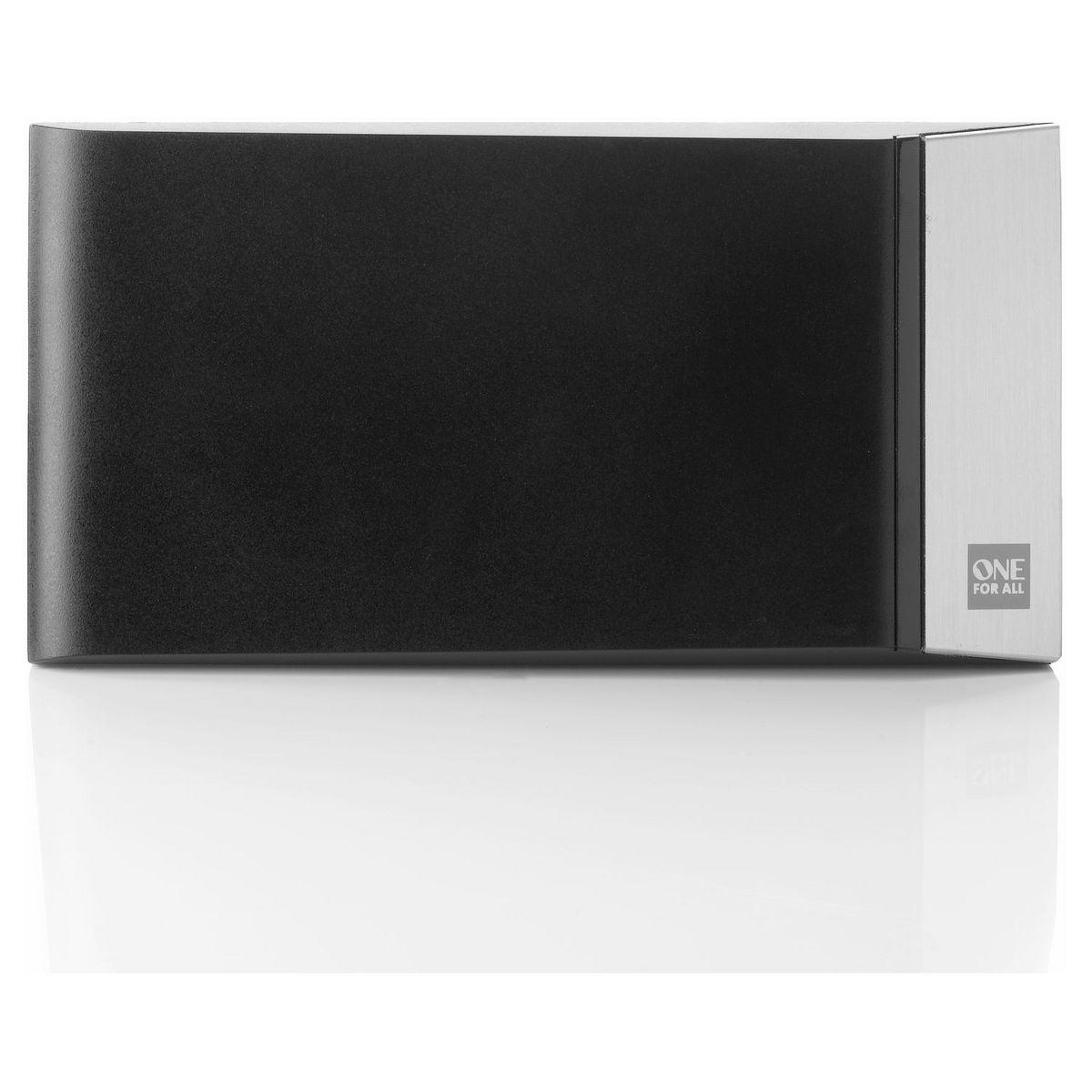 Antenne TV d'intérieur - Noir/Silver - SV 9335