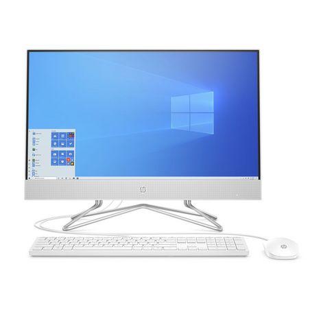 HP Ordinateur Tout en Un 24-DF0088NF  - 23.8 Pouces