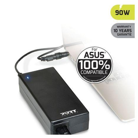PORT Chargeur PC 90 W Compatible Asus