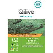 QILIVE Cartouche imprimante E-603 Pack