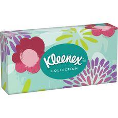 KLEENEX Boîtes de mouchoirs design 3x70 mouchoirs