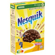 NESQUIK Céréales au chocolat 450g