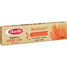 Barilla Spaghetti de lentilles corail 250g