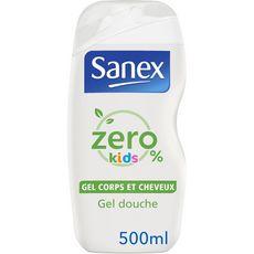 SANEX Sanex Zéro% Gel douche enfants corps et cheveux 500ml 500ml