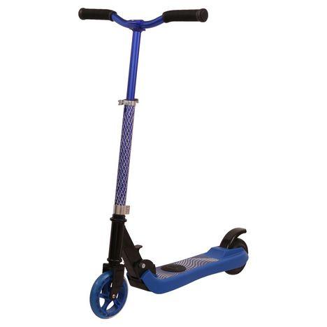 TRAX Trottinette électrique pour enfant TX-KS-02 - Bleu