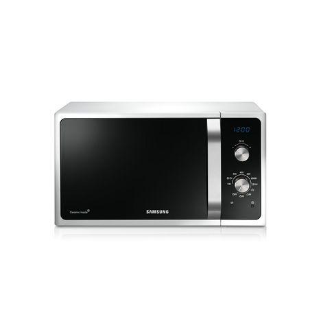 SAMSUNG Micro ondes gril MG28F303EAW - Blanc